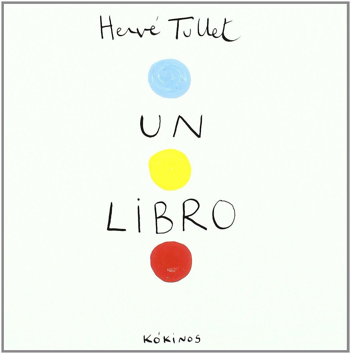Un libro de Herve Tullet