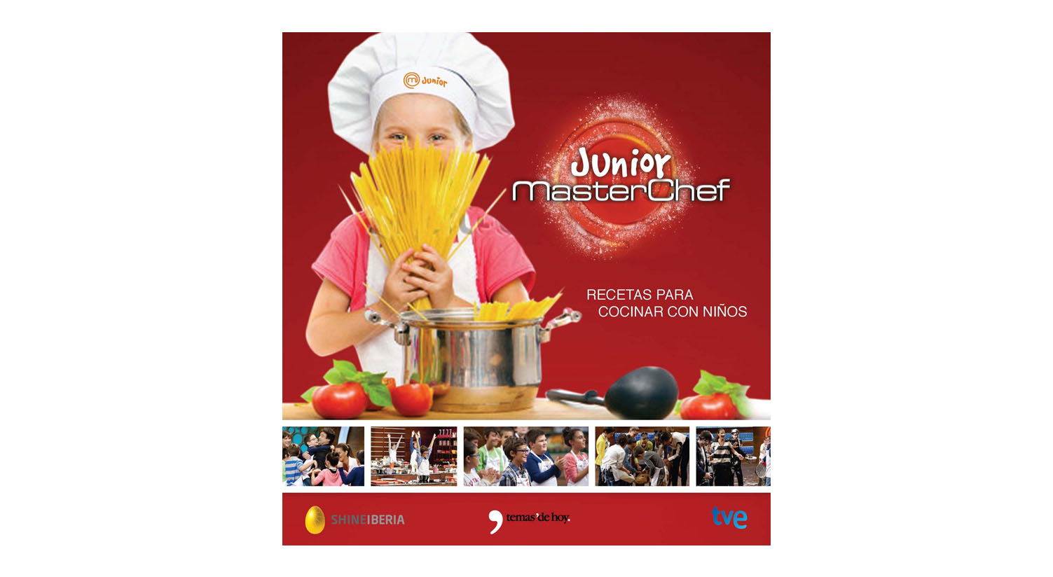 libro MasterChef Junior