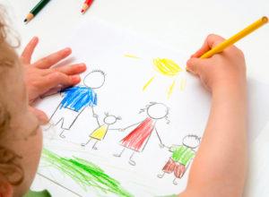decorar con dibujos hijos