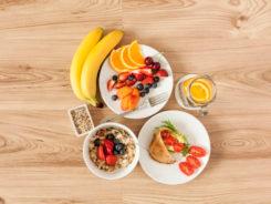 cómo desayunar sano