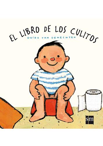 PAÑAL LIBRO DE LOS CULITOS