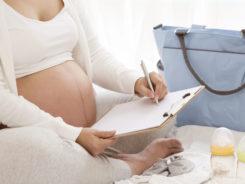 Bolsa hospital para parto