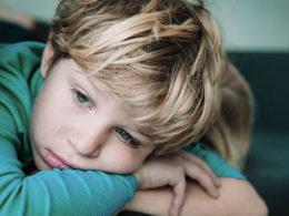 niños inseguros