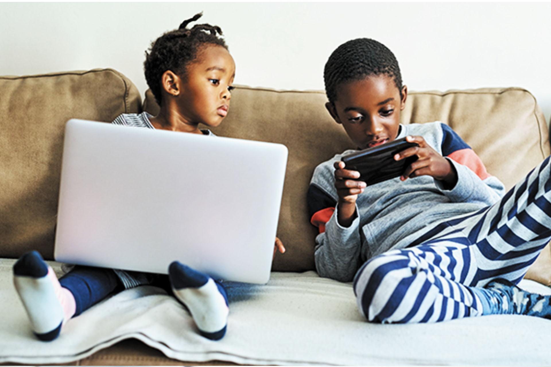 niños y pantallas